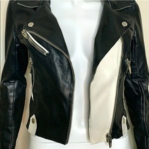 Gorgeous BLANKNYC Faux Leather Jacket